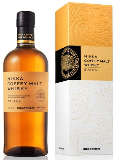 Nikka - Coffey Malt Japanese Blended Whisky