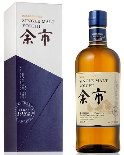 Nikka - Yoichi Single Malt Japanese Whisky