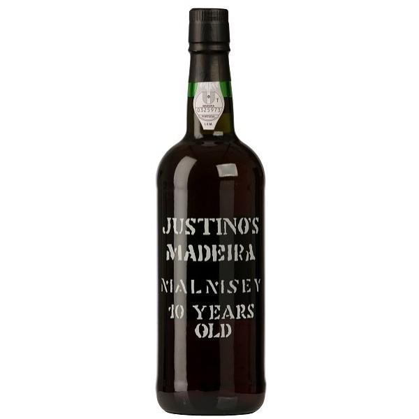 Justino's Madeira 10 years old Malmsey (sweet) 19° -