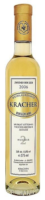 Kracher - Muskat Ottonel Trockenbeerenauslese Nr. 2, 2006