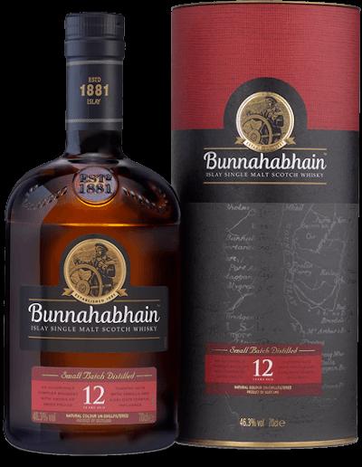 Bunnahabhain - 12 years Islay Single Malt Scotch Whisky