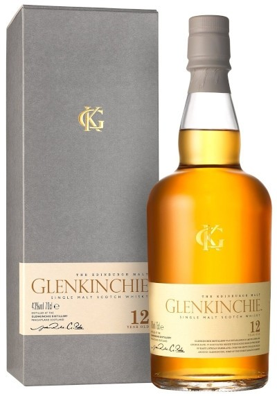 Glenkinchie - 12 years Lowland Single Malt Scotch Whisky