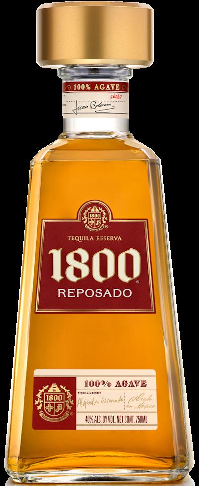 José Cuervo - 1800 Reposado Tequila