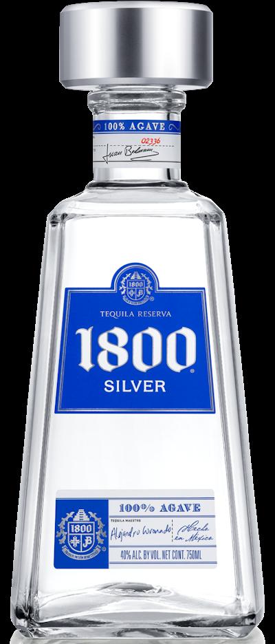 José Cuervo - 1800 Silver Tequila