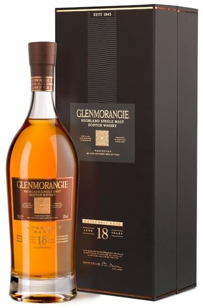 Glenmorangie - 18 years Highland Single Malt Scotch Whisky