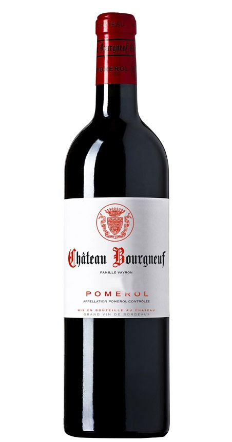 Chateau Bourgneuf -, 1999