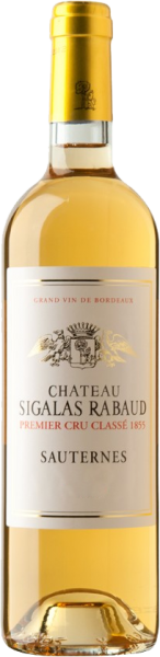 Chateau Sigalas Rabaud - 1.Grand Cru Classe, 2001