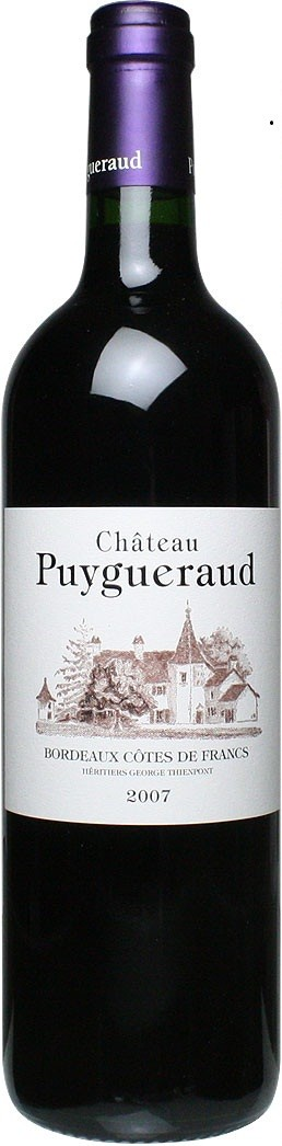 Chateau Puygueraud - , 2010