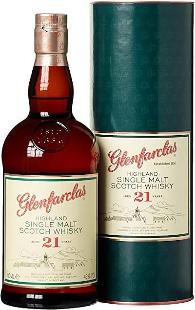 Glenfarclas - 21 years Highland Single Malt Scotch Whisky