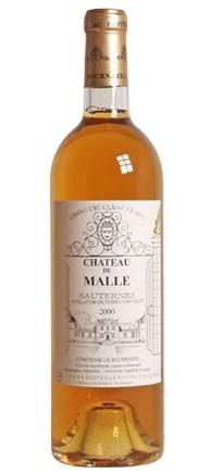 Chateau de Malle - 2.Grand Cru Classe, 2010