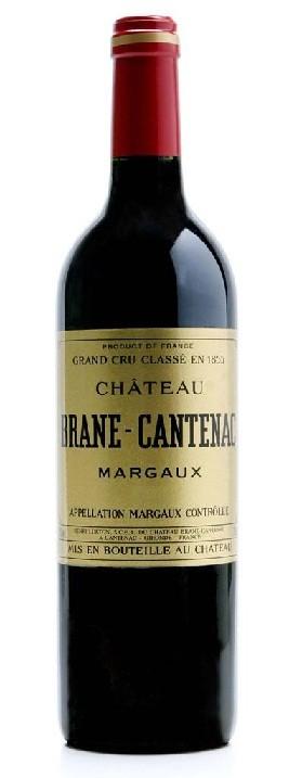 Chateau Brane Cantenac - 2eme Grand Cru Classe, 2008