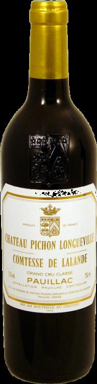 Chateau Pichon Longueville Comtesse de Lalande - 2.Grand Cru Classe, 2010