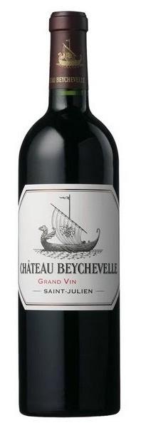Chateau Beychevelle - 4.Grand Cru Classe Magnum, 2011