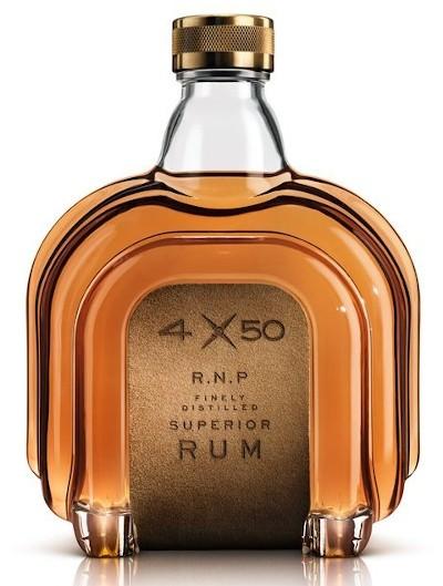 4X50 - R.N.P. Finely Distilled Superior Rum