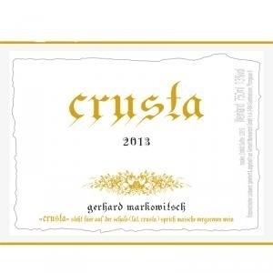 Markowitsch - Crusta, 2013