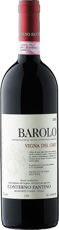 Conterno Fantino - Barolo Vigna del Gris DOCG, 2006