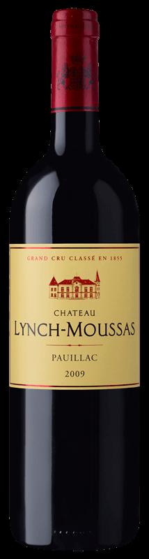 Château Lynch Moussas - Pauillac GCC, 2009