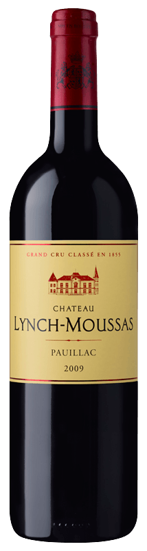 Chateau Lynch Moussas - 5.Grand Cru Classe, 2008