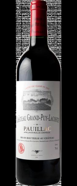 Chateau Grand Puy Lacoste - 5.Grand Cru Classe Pauillac, 2007