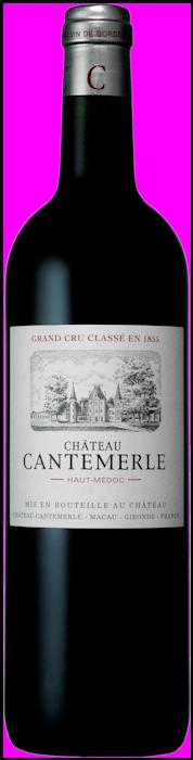 Chateau Cantemerle - 5.Grand Cru Classe, 1975