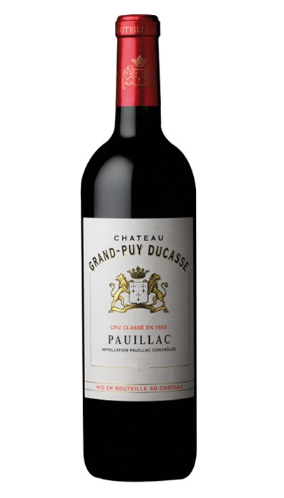 Chateau Grand Puy Ducasse - 5.Grand Cru Classe, 2008