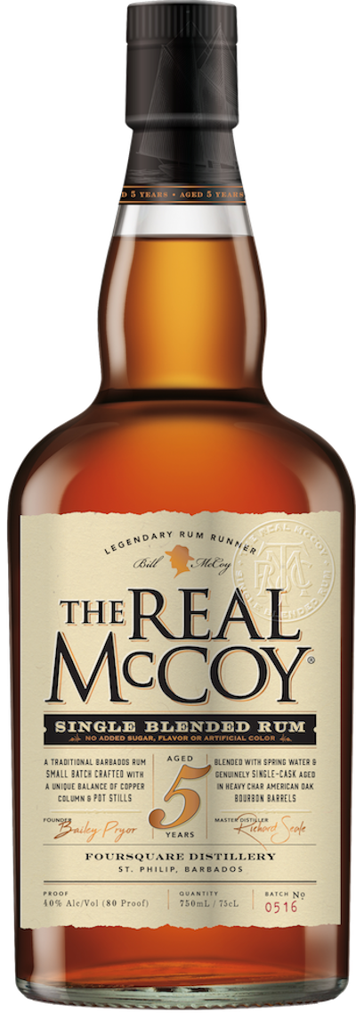 The Real Mccoy - Rum 5 years