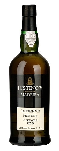 Justino's Madeira 5 years old Fine Dry 19° -