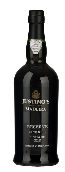 Justino's Madeira 5 years old Fine Rich (sweet) 19° -