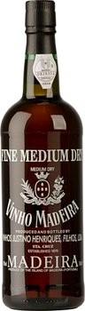 Justino's Madeira 3 years old Medium Dry 19° -