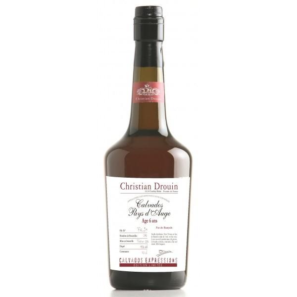 Drouin – Calvados Pays d'Auge Fût Banyuls