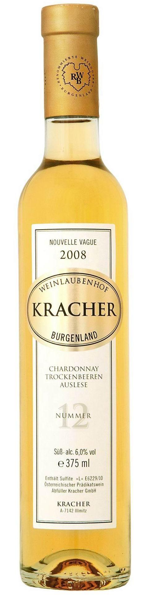 Kracher - Chardonnay Trockenbeerenauslese Nr. 12 Nouvelle Vague, 2008
