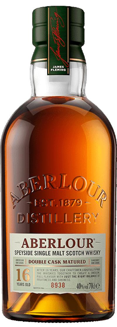 Aberlour - 16 years Speyside Single Malt Scotch Whisky