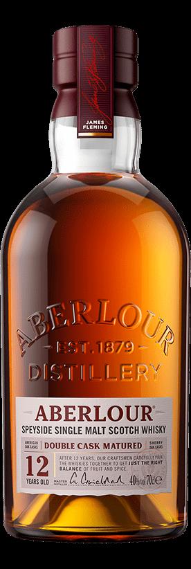 Aberlour - 12 years Speyside Single Malt Scotch Whisky