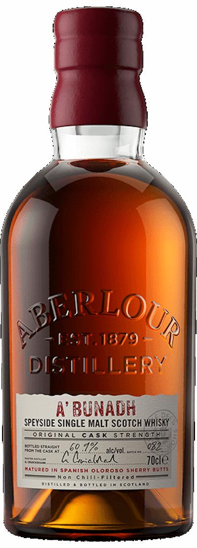 Aberlour - A'Bunadh Speyside Single Malt Scotch Whisky