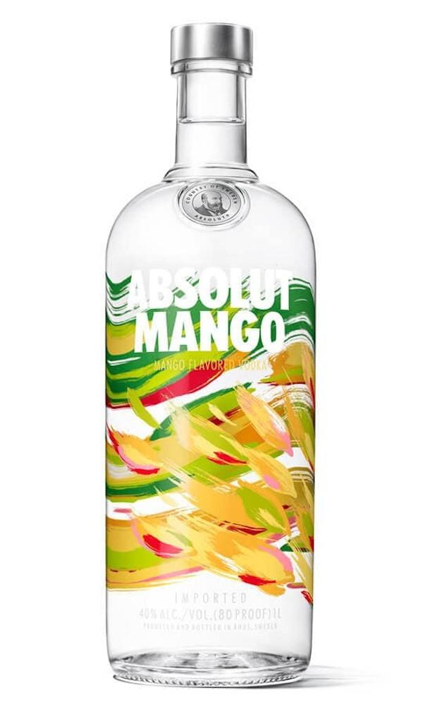 Absolut - Mango Flavoured Vodka