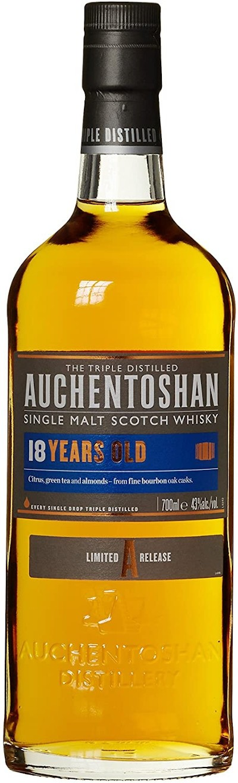 Auchentoshan - 18 years Lowland Single Malt Scotch Whisky