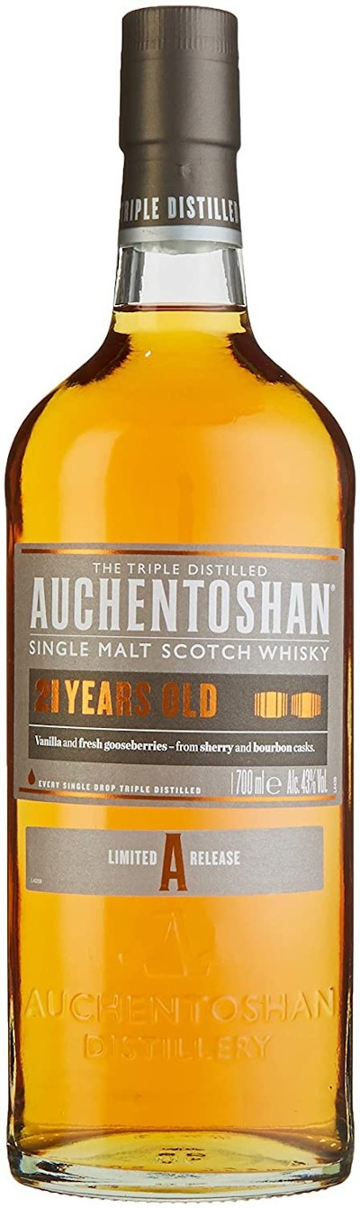 Auchentoshan - 21 years Single Malt Lowlands Whisky