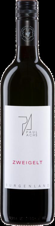 Paul Achs - Zweigelt bio, 2013