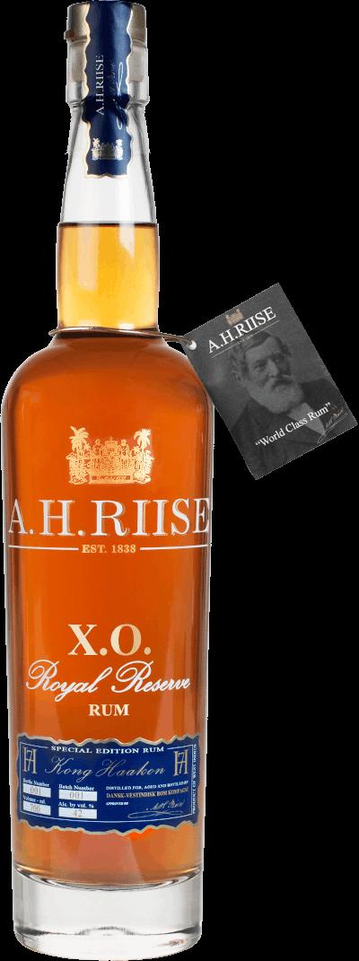 A.H. Riise - XO Royal Reserve Kong Haakon Rum