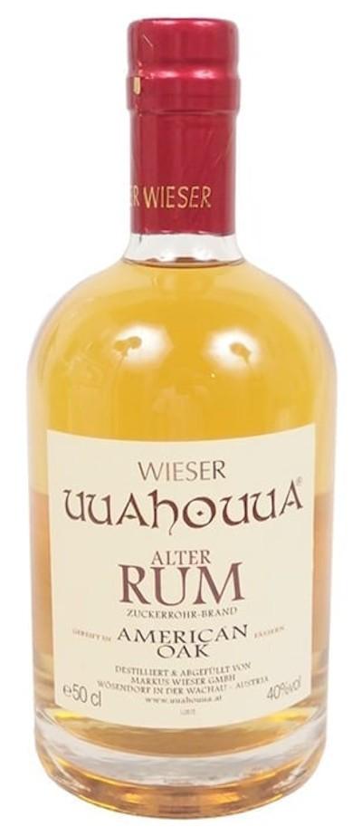 Wieser - American Oak Uuahouua Rum