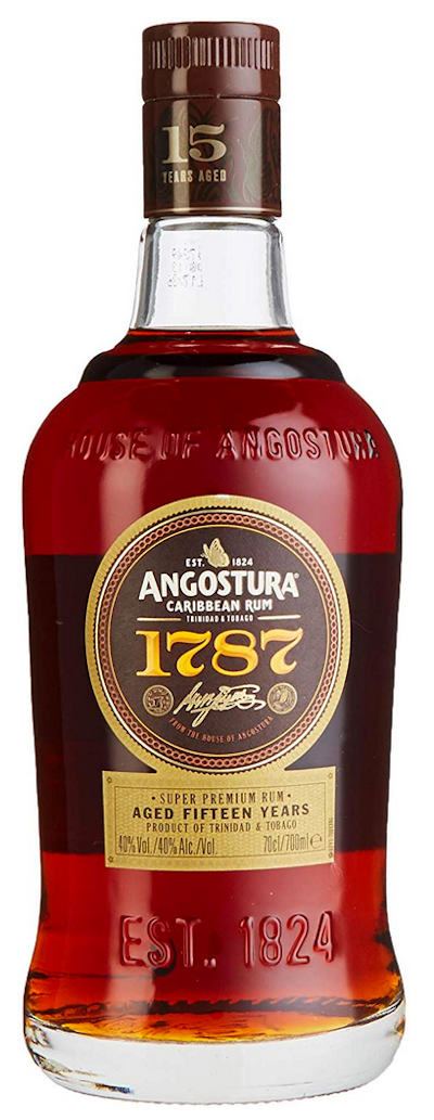 Angostura - 1787 Super Premium 15 Years Old Rum