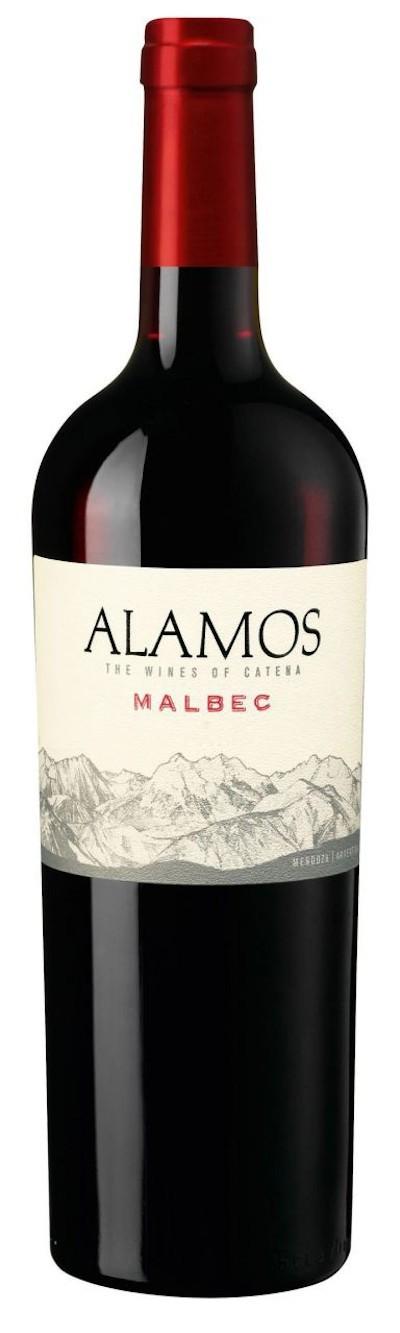 Alamos - Malbec, 2018