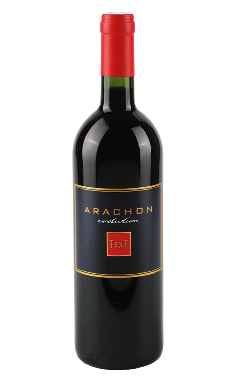 Arachon T.fx.t - Halbflasche, 2012