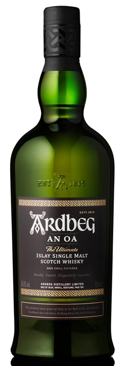 Ardbeg - An Oa Islay Single Malt Scotch Whisky