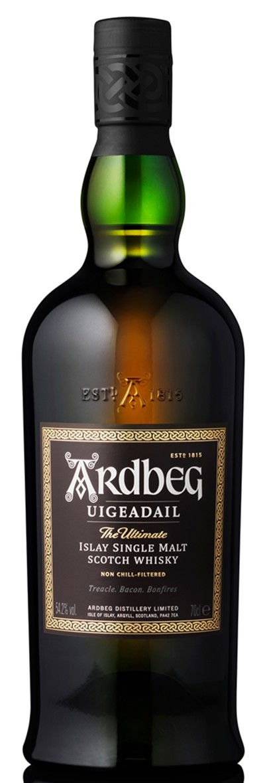 Ardbeg - Uigeadail Islay Single Malt Scotch Whisky im Geschenkkarton