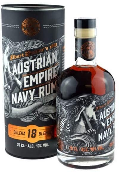 Austrian Empire - 18 year old Solera Navy Rum