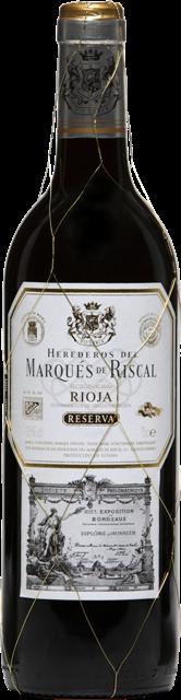 Marqués De Riscal - Rioja Reserva, 2014