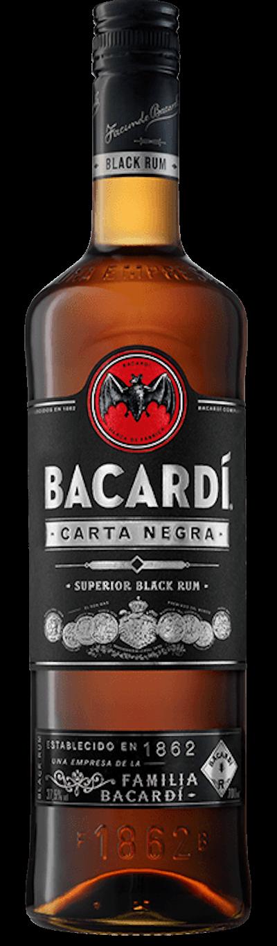 Bacardi - Carta Negra Rum