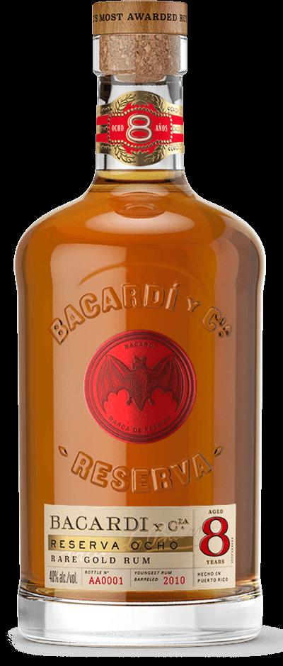 Bacardi - Reserva 8 años Rum