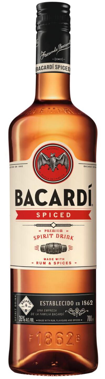 Bacardi - Spiced Rum